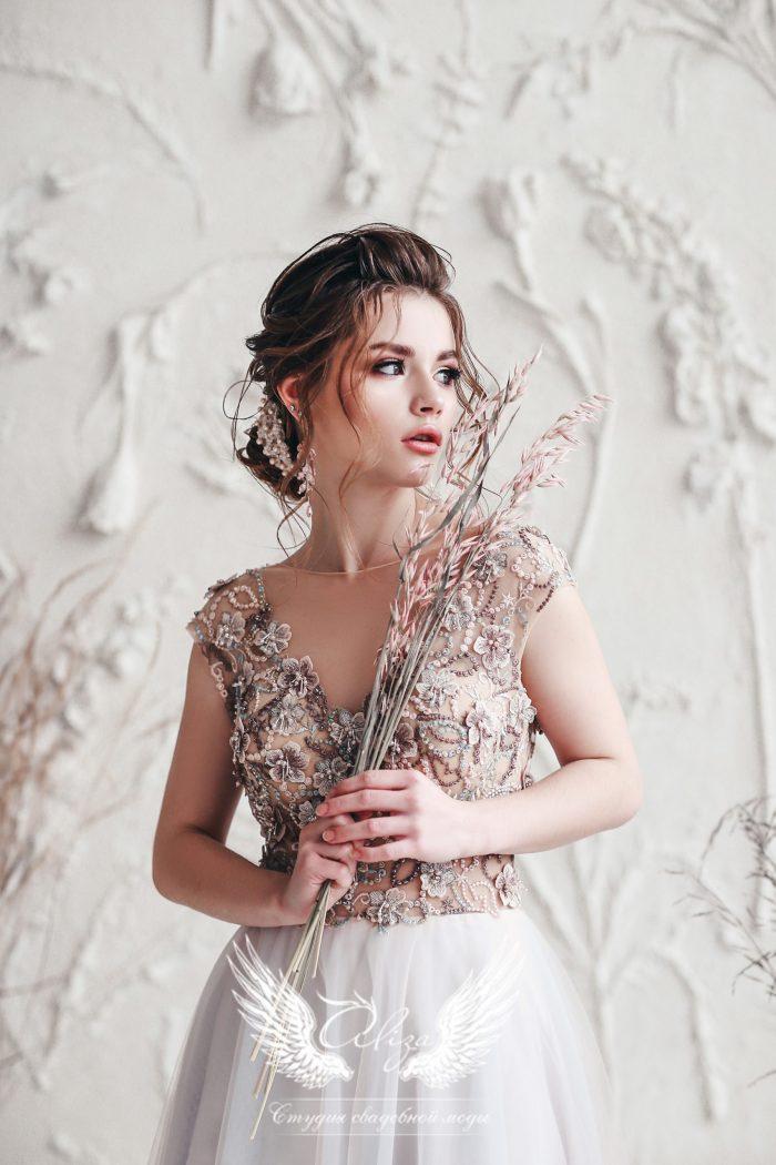платье на выпускной длинное в пол