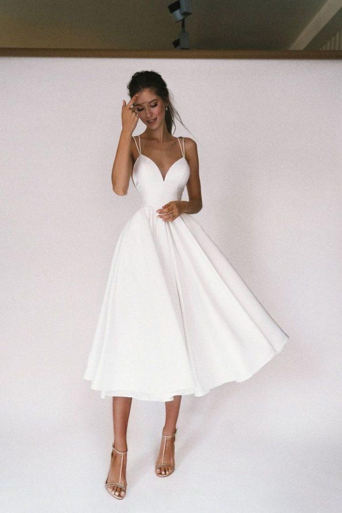 вечернее платье Sheyla